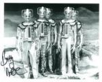Barry Noble (Cyberman, Dr Who) - Genuine Signed Autograph 7379